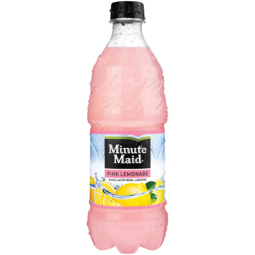 20oz Minute Maid Pink Lemonade