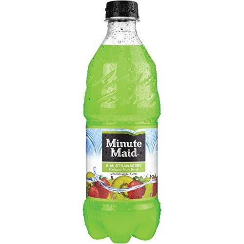 20oz Minute Maid Kiwi Strawberry