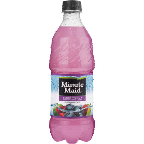 20oz Minute Maid Berry Punch
