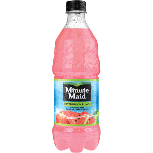 20oz Minute Maid Watermelon
