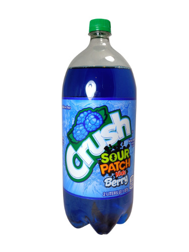 2 Liter Crush Sour Patch Berry