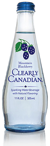 Clearly Canadian Blackberry