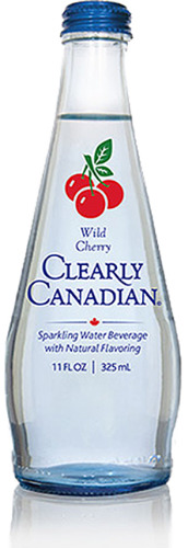Clearly Canadian Cherry