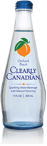 Clearly Canadian Peach
