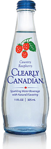 Clearly Canadian Raspberry