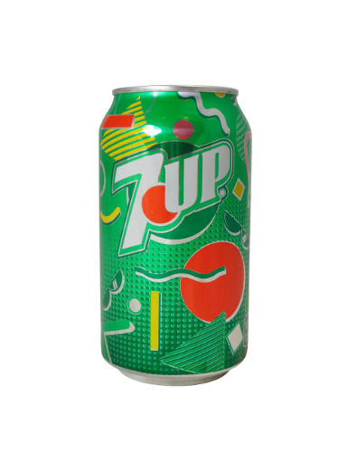 7-Up 1980s can