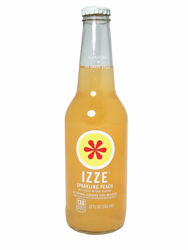Izze Peach glass.jpeg
