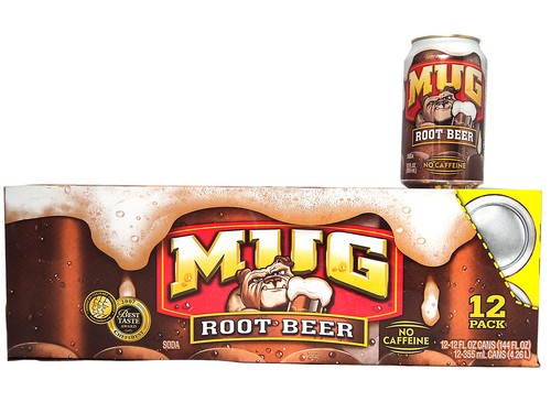 FRESH 12 Pk Mug Root Beer
