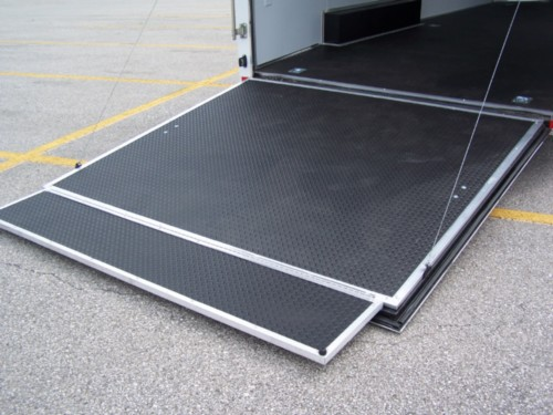 Floor Covering for Ramp & Flap - Choice of ATP or RTP