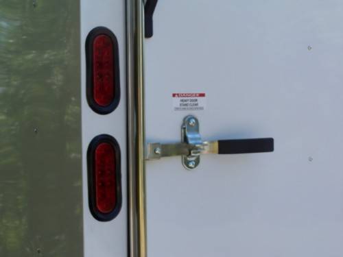 Double LED Tail Lights - 2 Extra Tail Lights on each side