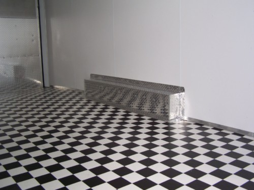 Floor Covering For Trailer Interior Choice Of Atp Rtp