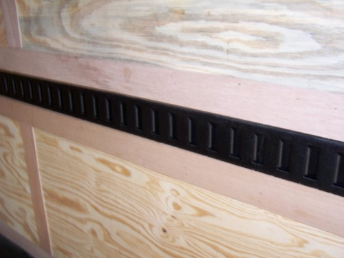E-Track for Walls - $12 Cost Per Foot