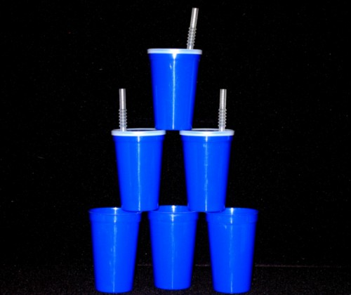 16 OZ GLASSES OPAQUE BLUE LIDS STRAWS.jpeg