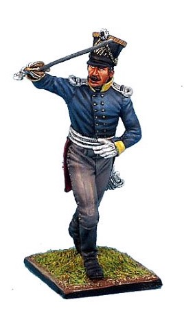 First Legion NAP0150: Prussian 11th Line Infantry Officer with Shako