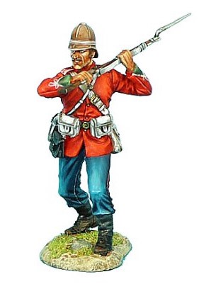 First Legion ZUL005: British 24th Foot in Melee
