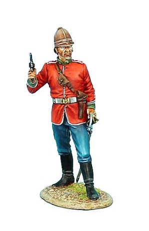 First Legion ZUL001: British 24th Foot Officer