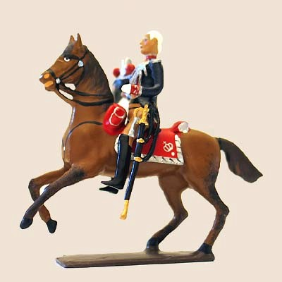 Mignot 318 - Field Marshal Moncey - Boxed - CAV1