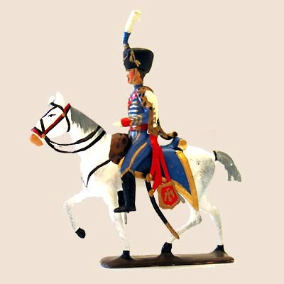 Mignot 325a - Aide de Camp for Field Marshal Serurier - CAV1