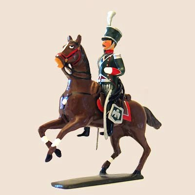 Mignot 326a - Aide de Camp for Field Marshal Soult - CAV1