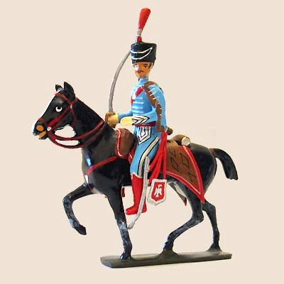 Mignot 327a - Aide de Camp for Field Marshal Suchet  - CAV1