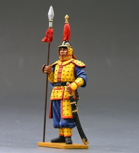 King and Country IC012: Standing Guard with Spear