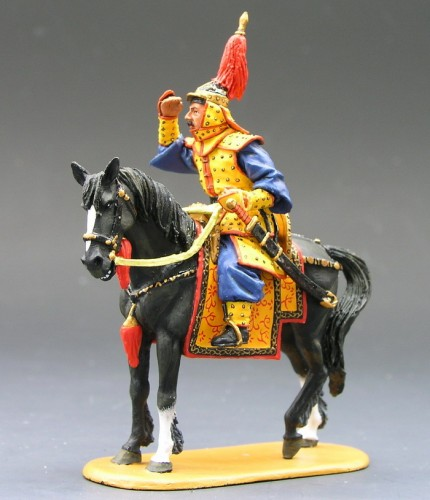 King and Country IC016: Mounted Officer
