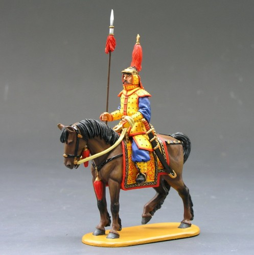 King and Country IC018: Mounted Lancer