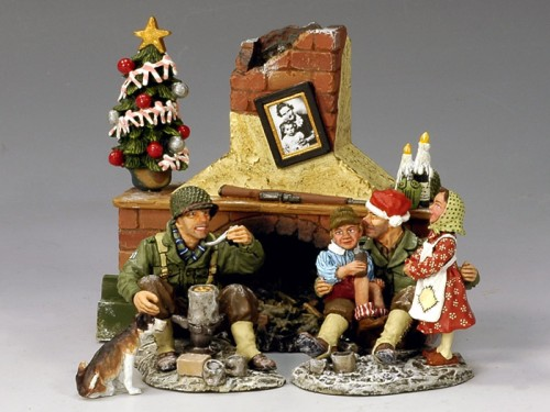 King and Country XM008-01: Last Christmas of the War