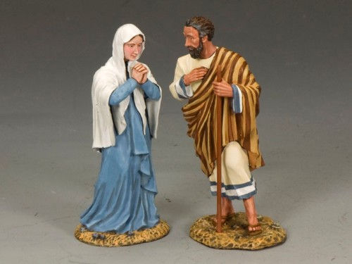 King and Country LOJ008:  Jesus' Parents
