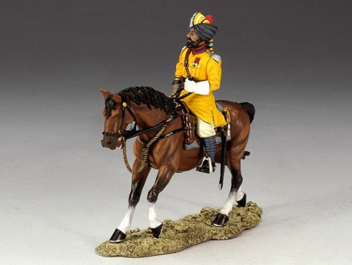 King and Country SOE001: Skinner's Horse Indian Subahdar