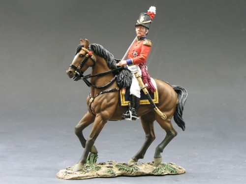 King and Country NA125: Coldstream Guards Mounted Officer