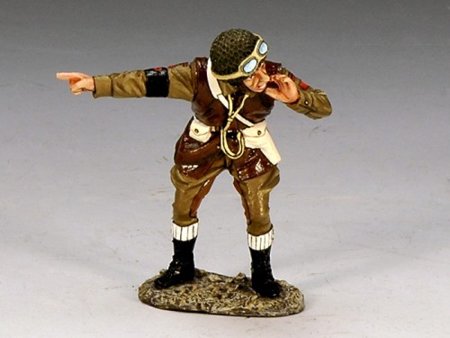 King and Country DD118: Dismounted Military Policeman - RETIRED