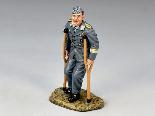 King and Country LW030: Leutnant Josef Sepp Wurmheller