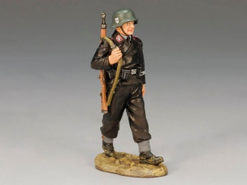 King and Country WS158: Panzer Guard Marching - RETIRED