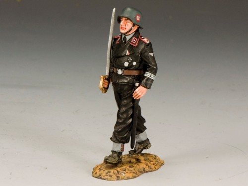King and Country WS162: Waffen SS Officer w/Sword