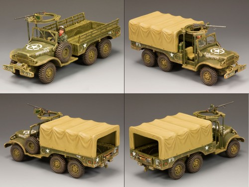 King and Country BBA038: WC 1 1/2 Ton Truck