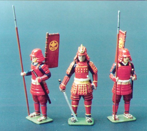 Monarch Regalia SAM3: Li Clan Samurai (as in set 213)