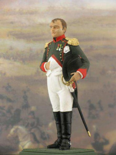 Art I.G. 101: Napoleon Chasseur a Cheval Uniform