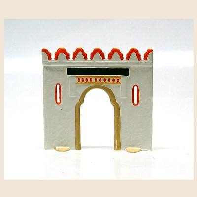 Mignot 1945: Small North African Arch