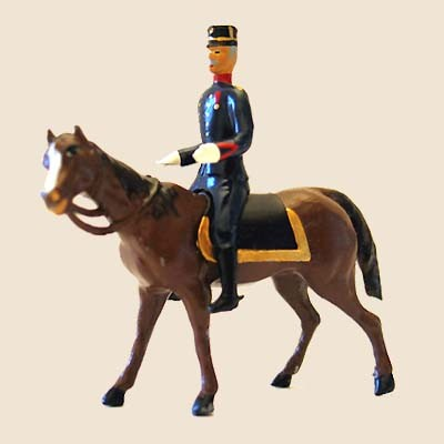 Mignot 671: King Albert 1st of Belgium (1875 - 1934) - Mounted - boxed - page 90 CAV1