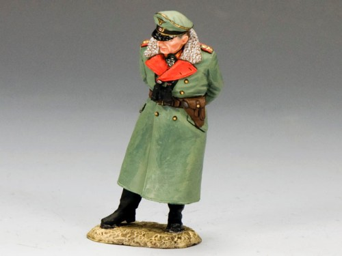 King and Country WS189: Veteran Wehrmacht Inspection Officer