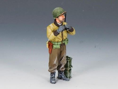 King and Country BBA052: Vehicle Scout with Binoculars