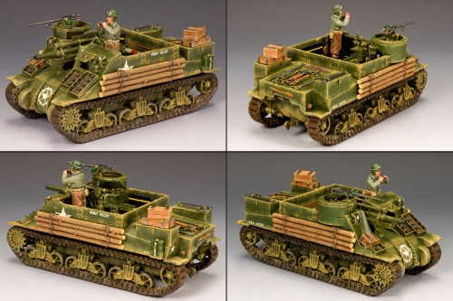 King and Country DD152: M7 Priest S.P.G.