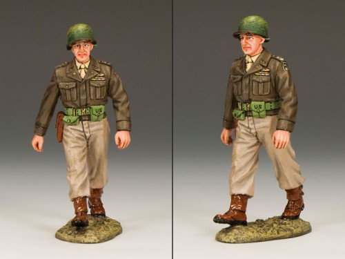 King and Country DD156: Escort Officer in an Ike Jacket
