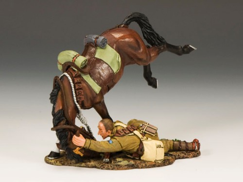 King and Country AL024: Collapsing Horseman