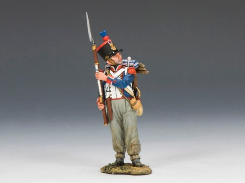 King and Country NA246: French Line Infantry Standing Ready