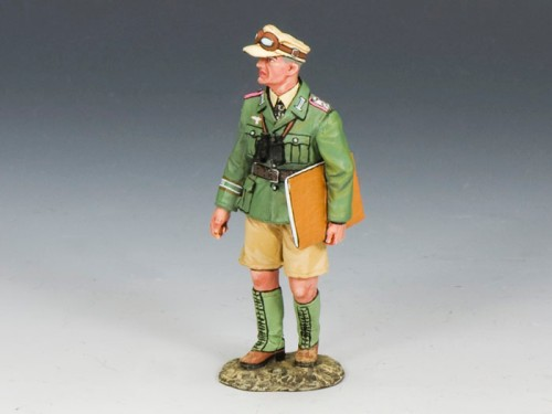 King and Country AK086: General Ludwig Cruwell