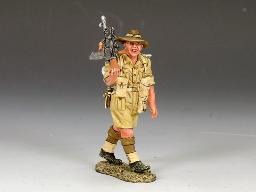 King and Country EA069: Aussie Bren Gunner