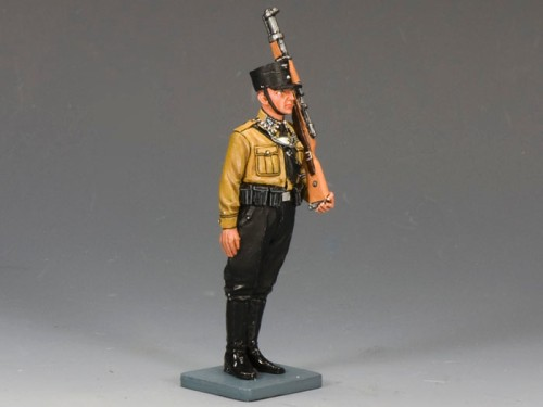 King and Country LAH165: Pre 1933 SS Honour Guard w/ Rifle
