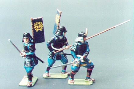 Monarch Regalia SAM6: Date Clan Samurai (as in set 216)